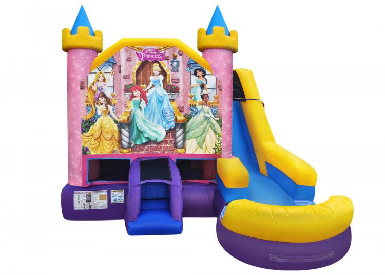 Disney Princesses 6 in 1 Combo Wet