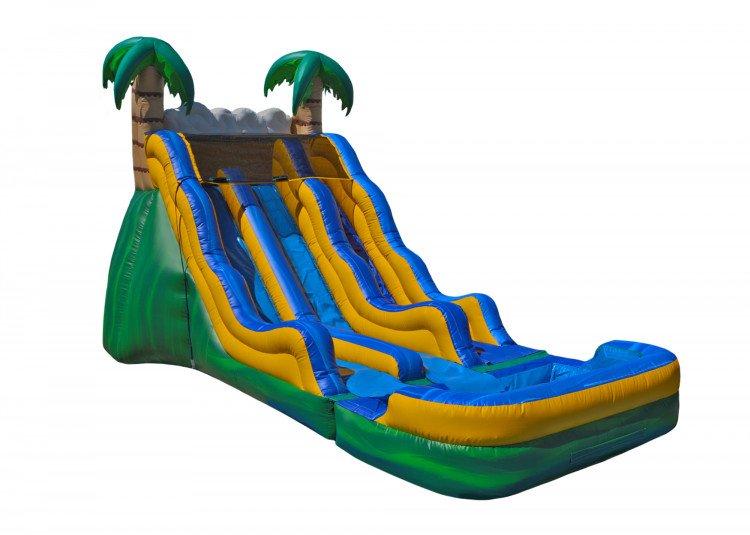 17 Tropical Wave Dual Slide Wet