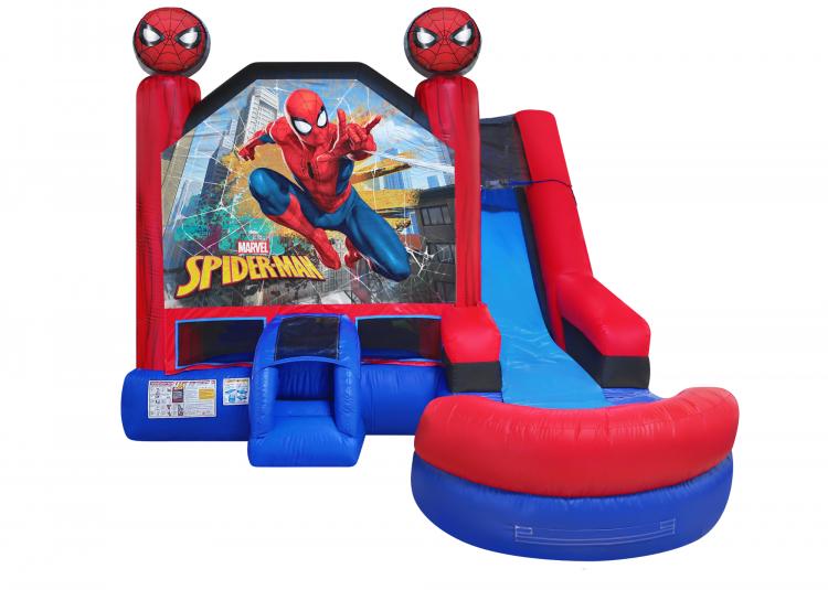 Spider-Man 6 in 1 Combo Wet